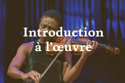 Introduction à l'oeuvre : Stravinsky, Korngold - Ben Glassberg & Tai Murray à Rouen