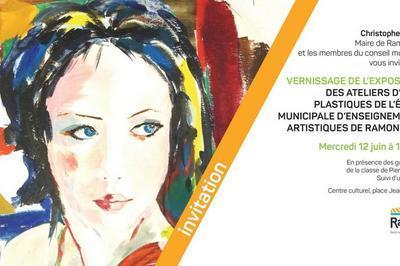 Exposition Des Ateliers D'art Plastique Emear à Ramonville saint Agne