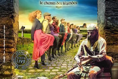 Irish Celtic - Le Chemin des Légendes à Nantes