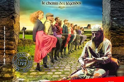 Irish Celtic - Le Chemin des Légendes - Date initialement prévue en mars à Amiens