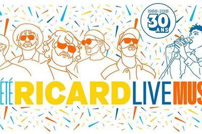 Isaac Delusion x Moodoïd x Mnnqns ??? Societe Ricard Live Music à Caen