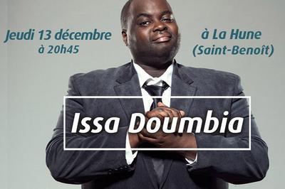 Issa Doumbia à Saint Benoit
