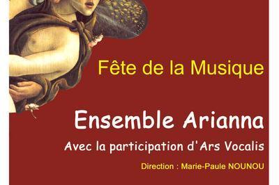 J.s. Comme Bach Par L'ensemble Baroque Arianna à Montpellier
