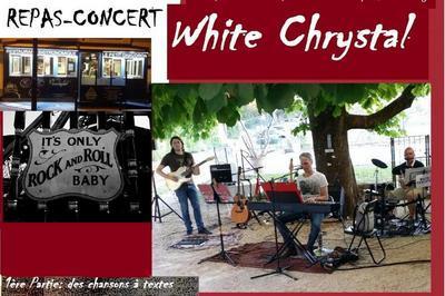 Jacoustik et White Chrystal à Avignon