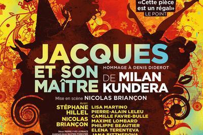 Jacques Et Son Maitre à Paris 14ème