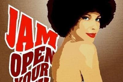 Jam Open You Soul | Les Retrouvailles | Concert Nella Céleste Némorin à Montpellier