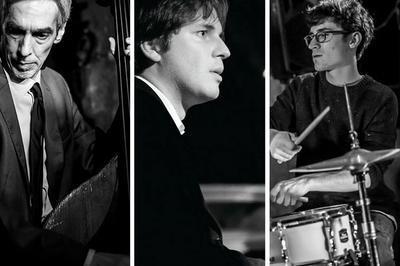 Jam Session - Adam Over Trio à Paris 4ème