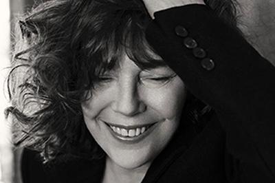Jane Birkin à Paris 19ème