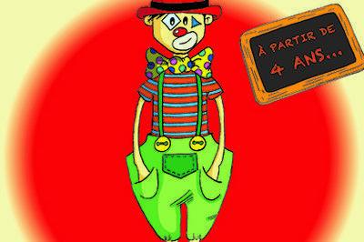 Jango à l'école des Clowns à Cannes la Bocca