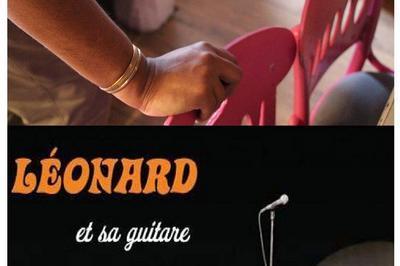 Jann Halexander & Léonard et sa guitare 'Chansons' à Rouen