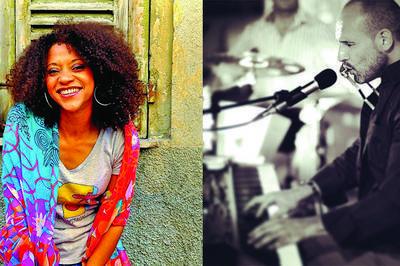 Janysett Mcpherson Et Pierre Sibille Trio à Toulon