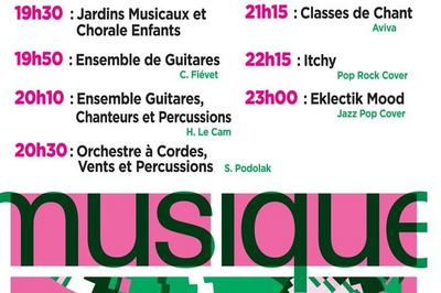 Jardins Musicaux Et Chorale Enfants / Orchestres Et Ensembles / Classes De Chant / Itchy / Eklectik Mood à Beynes