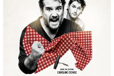 Jason Chicandier «Un jour sans faim» à Nantes