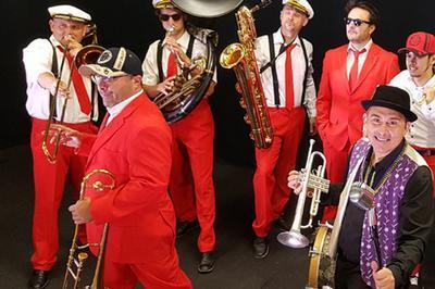 Jayjay Brass Band à Montpellier