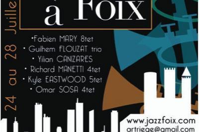 Jazz à Foix 2018
