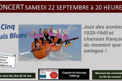 Jazz New Orléans à Igé à Ige