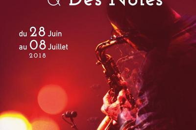 Jazz à Oloron Festival Des Rives & Des Notes 2018