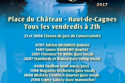 Jazz Au Chateau à Cagnes sur Mer