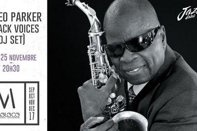 Jazz dans l'Air(e) : Maceo Parker + Black Voices au Moloco à Audincourt