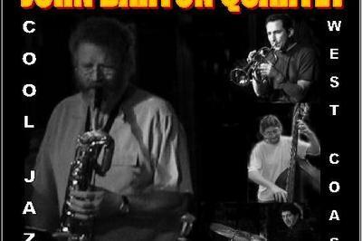 Jazz : John Barton quartet à Marennes