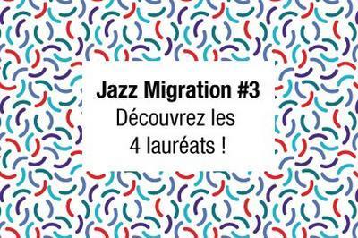 Jazz Migration #3 à Pantin