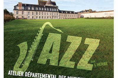 Jazz sur l'herbe à Saint Riquier