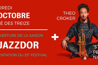 Jazzdor Ouvre Sa Saison Et Theo Croker