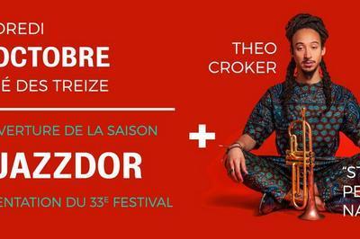 Jazzdor Ouvre Sa Saison Et Theo Croker