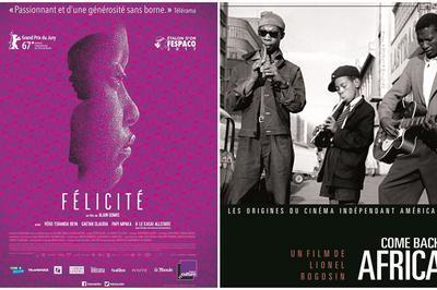Jazzèbre Au Cinéma : Félicité / Come Back, Africa - Festival Jazzèbre à Perpignan