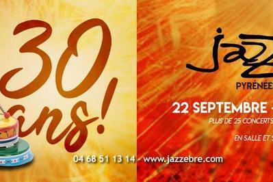 Jazzébre festival 2018