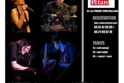 Jazziz Quartet à Marseille