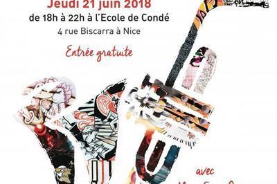 Jazzophone #15 à Nice