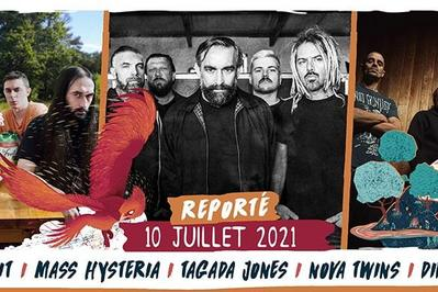 Ultra Vomit / Mass Hysteria / Tagada Jones à Saint Malo du Bois