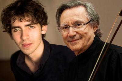 Jean-Jacques et Alexandre Kantorow – Violon et piano à Le Vesinet