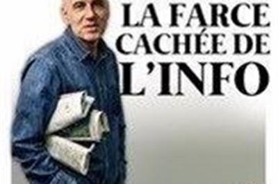 Jean-Jacques Fiorito Dans La Farce Cachée De L'Info à Marseille