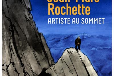 Jean-marc Rochette. Artiste Au Sommet. Rencontre Avec L'artiste Au Coeur De L'exposition à Grenoble