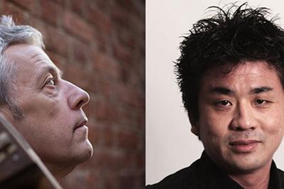 Jean-Philippe Viret & Atsushi Sakai à Les Lilas