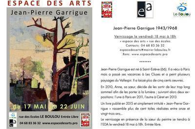 Jean-pierre Garrigue À L'eda à Le Boulou