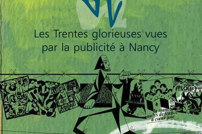 Jean Varcollier, Les Trente Glorieuses Vues Par La Publicité À Nancy