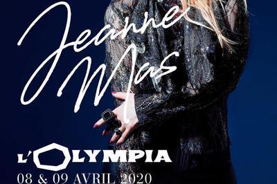 Jeanne Mas - report à Marseille