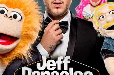 Jeff Panacloc Contre Attaque à Messanges