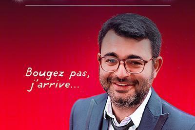 Jeff Santano - Bougez pas, j'arrive à Nantes