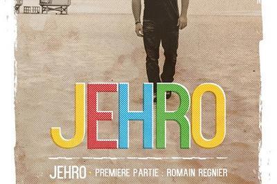 JEHRO + Romain Régnier à Bagnols sur Ceze