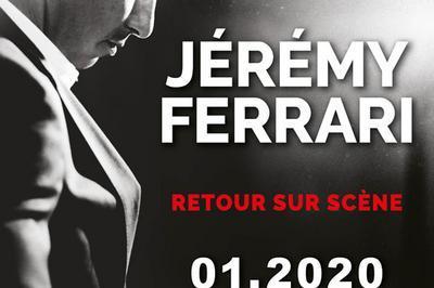 Jeremy Ferrari à Bethune