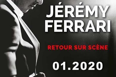 Jeremy Ferrari - report à Longuenesse
