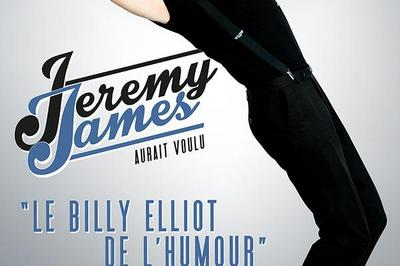 Jeremy James à Nantes