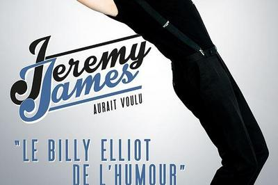 Jérémy James Dans Jérémy James Aurait Voulu à Nantes