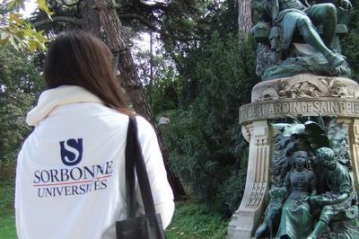 Jeu De Piste De Sorbonne Universités à Sevres