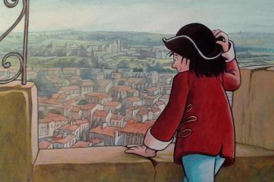 Jeu De Piste En Bastide Saint-louis à Carcassonne