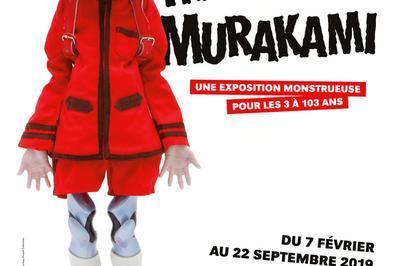 Jeu De Piste Pour Adulte Dans Le Cadre De La Classe, L'oeuvre Autour De L'exposition Monstres, Mangas Et Murakami à Paris 1er
